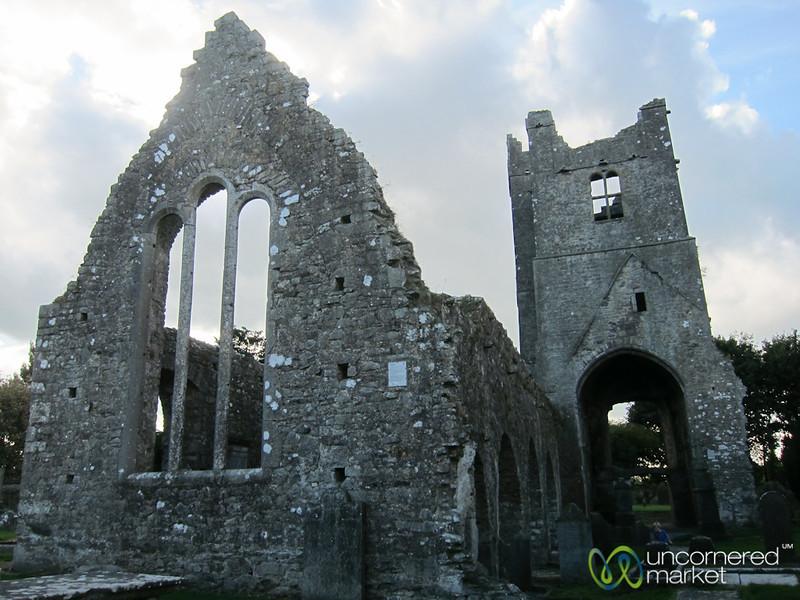 St. Mary's Abbey - Duleek, Ireland