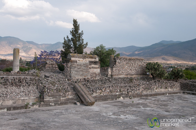 Zapotec Ruins of Mitla - Oaxaca, Mexico