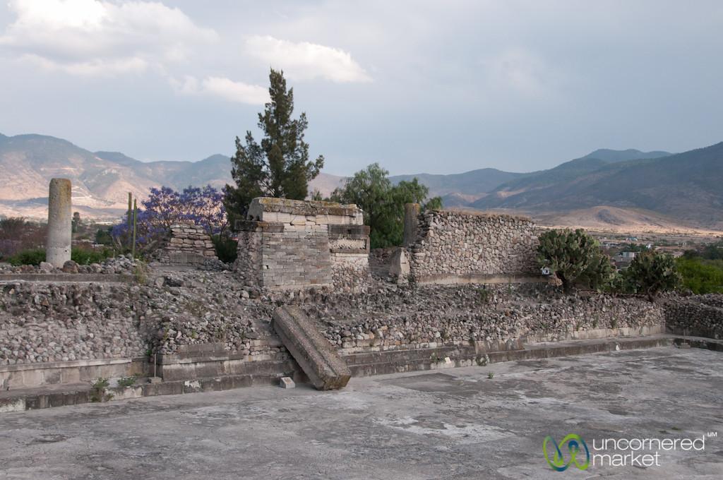 Zapotec Ruins of Mitla - Oaxaca, Mexico