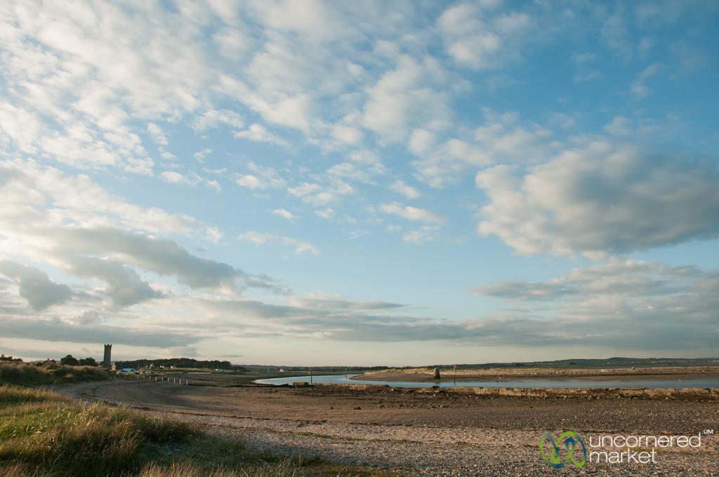 Mornington Beach near Drogheda - Ireland