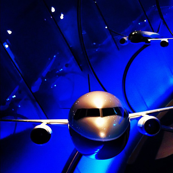 Boeing: I want to fly - #ANASEA event #Seattle