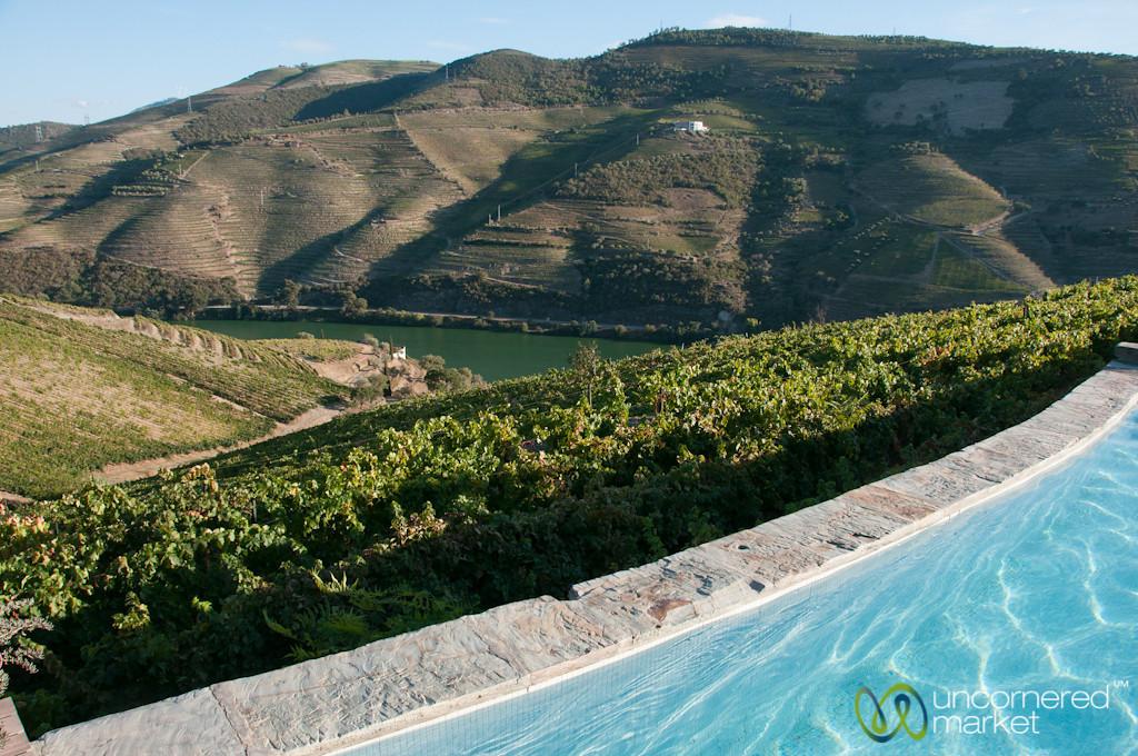 Swimming Pool, Quinta Nova de Nossa Senhora do Carmo - Douro Valley, Portugal