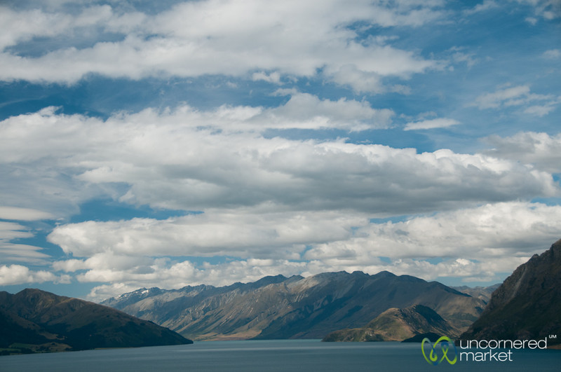 Lake Hawea - Queenstown, New Zealand