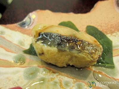 Kaiseki Ryori Dish, Fish Ball - Japan