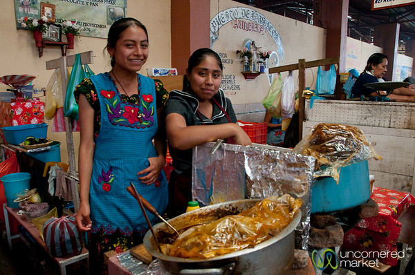 Goat Soup (Barbacoa) - Tlacolula, Mexico