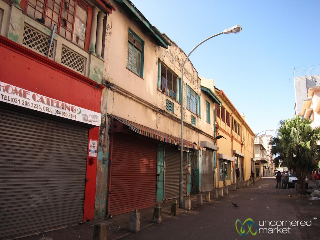 Durban Street Shut on Sunday - Durban, South Africa