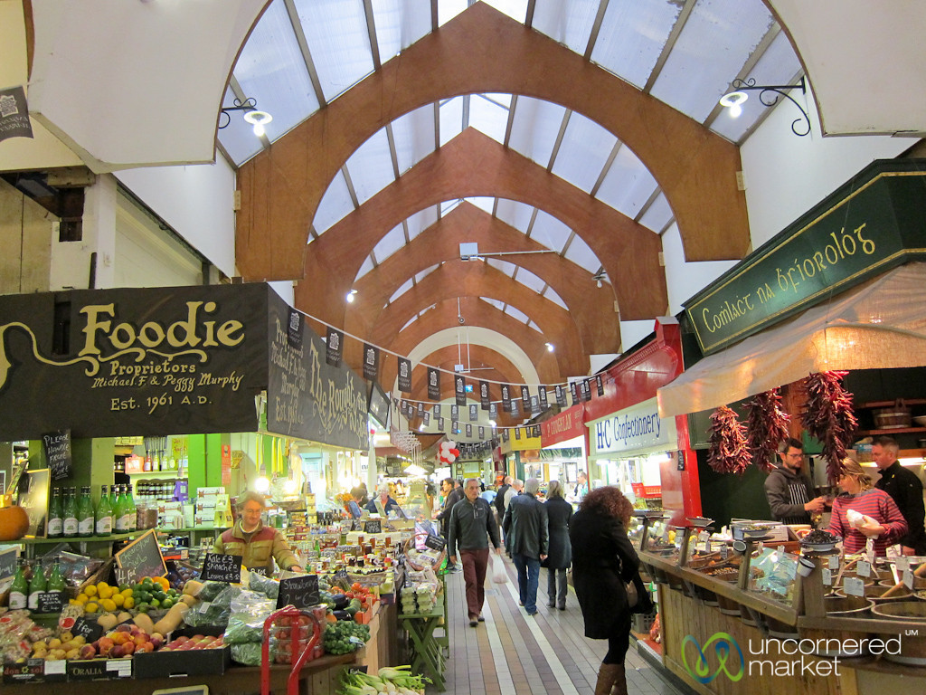 Cork English Market - Cork, Ireland