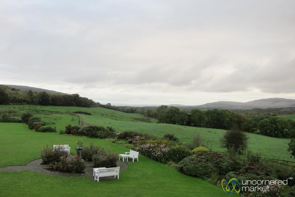 Gregan's Castle Hotel Garden - County Clare, Ireland