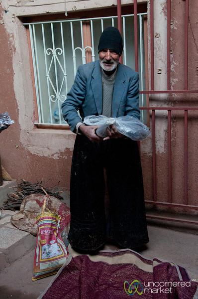 Abyaneh Man - Iran