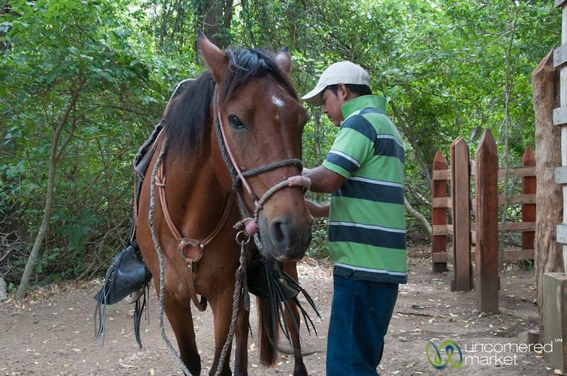 Horseback Riding at Morgan's Rock - Nicaragua