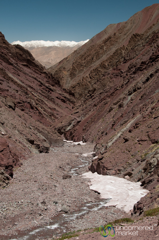 Hiking Through Canyons, Day 6 of Markha Valley Trek - Ladakh, India