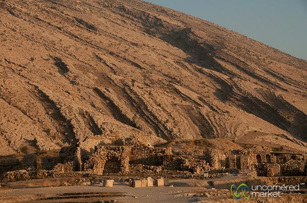 Bishapur City Near Shiraz, Iran.