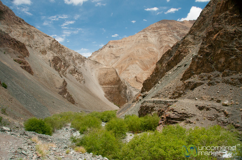 Markha Valley Trek, Day 1 - Ladakh, India