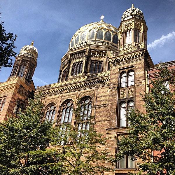 Neue Synagogue, #Berlin