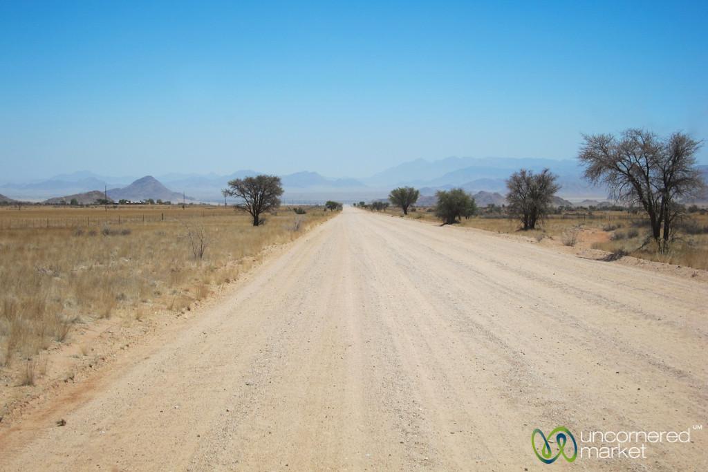 Southern Namibia Roads