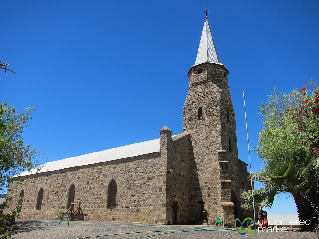 Church in Mariental, Namibia