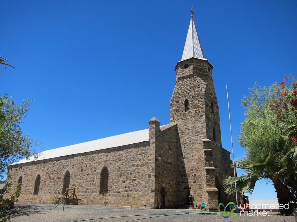 Church in Mariental, Namibia
