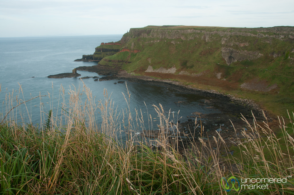 Cliffs Near Giant's Causeway - Northern Ireland