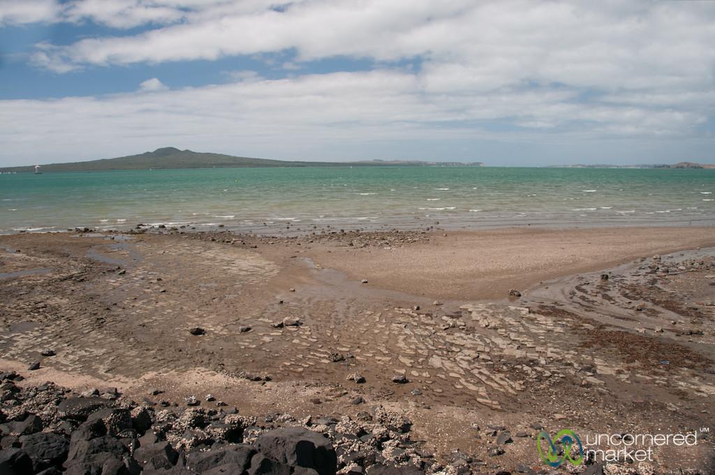 Mission Bay Coastline - Auckland, New Zealand