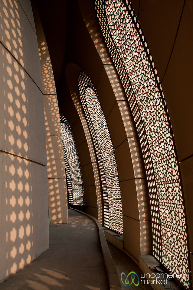 Mosque Reflections - Cairo, Egypt