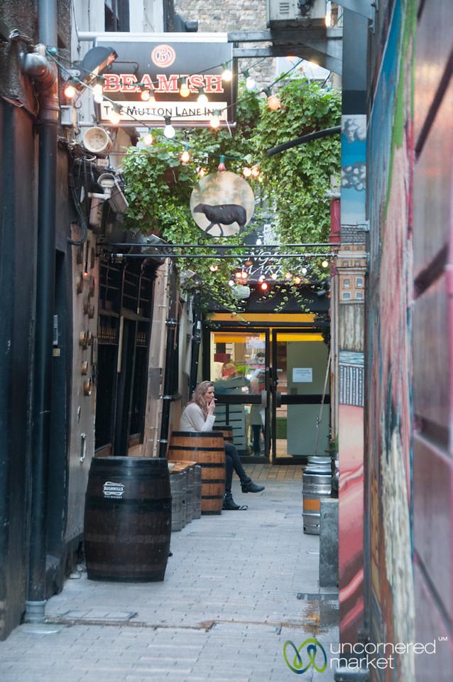 Irish Pub in Cork, Ireland