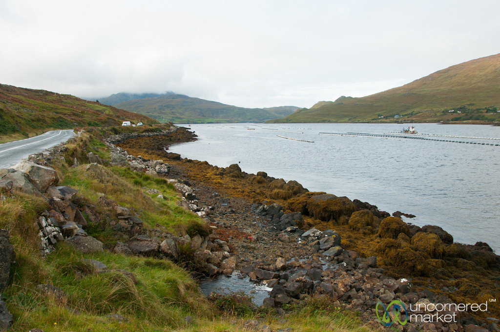 Connemara Loop Through County Galway, Ireland