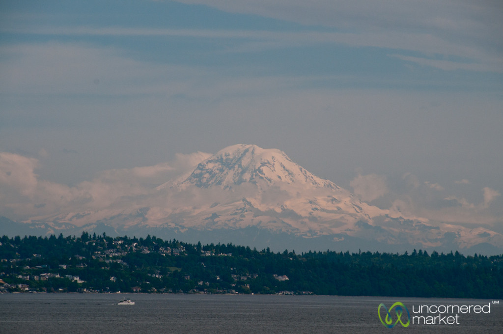 Mount Rainier - Seattle, Washington
