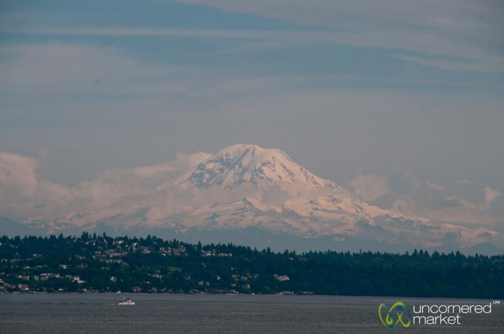 Mount Rainier - Seattle, Washington