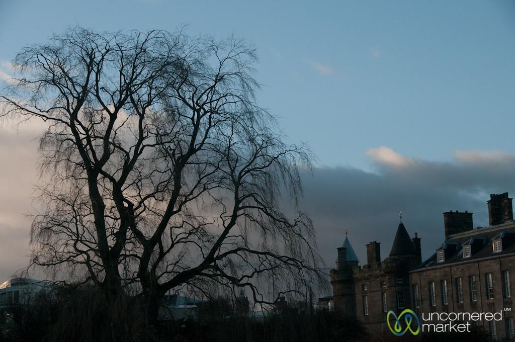 Holyrood Park - Edinburgh, Scotland
