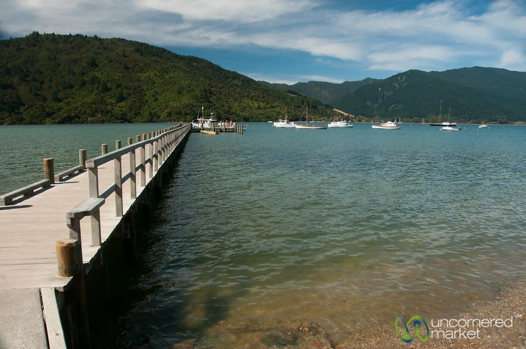 Anikawa Port - Marlborough, New Zealand