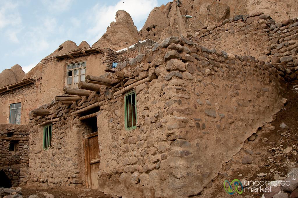 Kandovan Village Houses - Iran