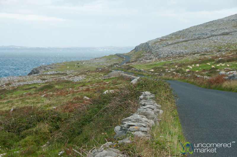 The Burren Coastal Drive - County Clare, Ireland