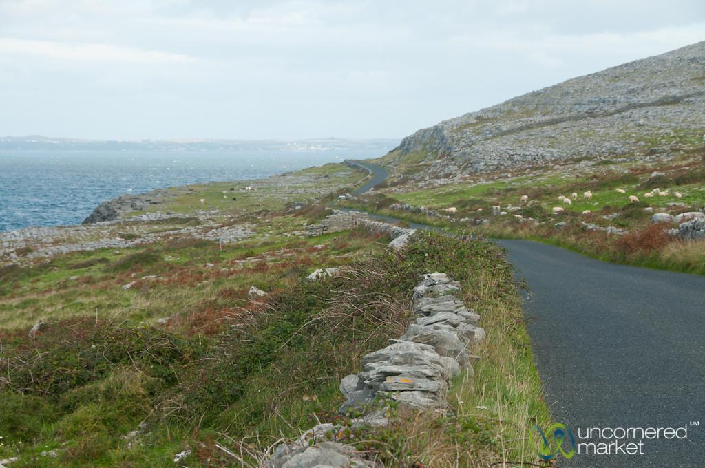 The Burren Coastal Drive - County Clare, Ireland