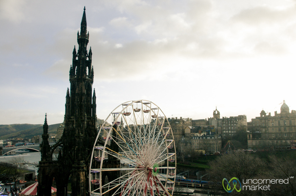 Edinburgh Skyline - Scotland