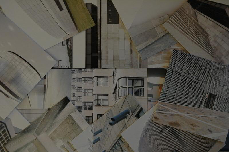 Collage:  Structure