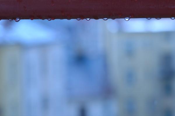 Rain - Prague, Czech Republic