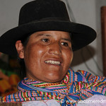 Welcomed by Members - Chacarilla, Peru