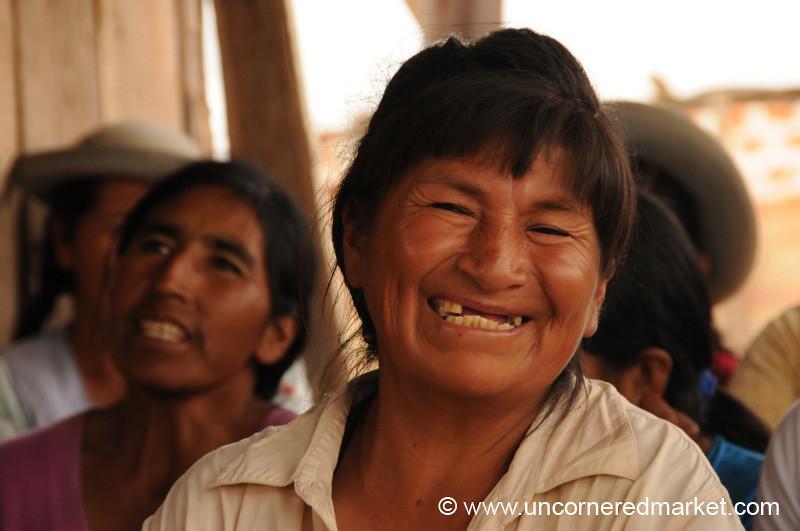 Something Really Funny - Tarija, Bolivia