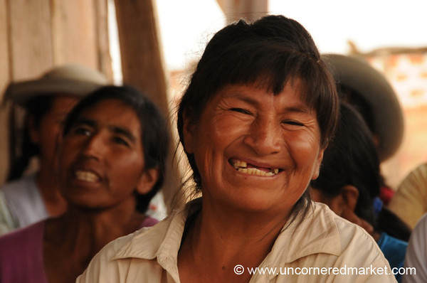 Something Really Funny - Tarija, Bolivia