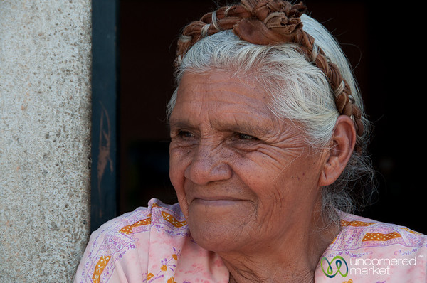 Mexican Grandmother - San Martin Tilcajete, Mexico