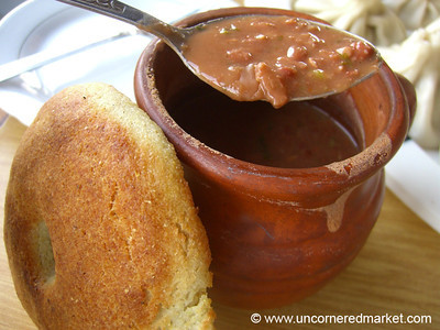 Lobio (Bean Soup) - Mtskheta, Georgia