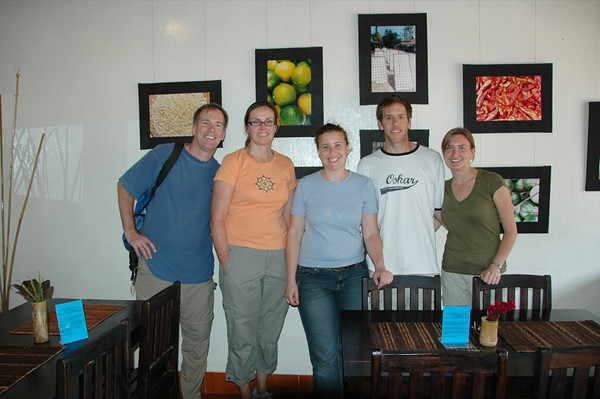 Tamarind Cafe - Luang Prabang, Laos