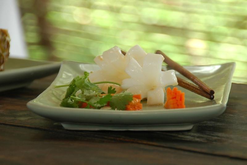Squid Flowers - Hoi An, Vietnam