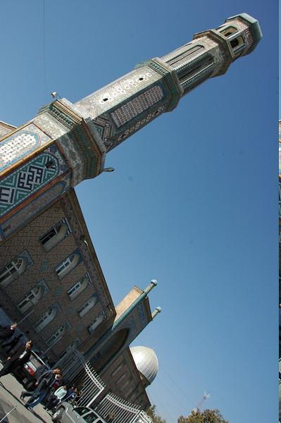 Haji Yakoub Mosque - Dushanbe, Tajikistan