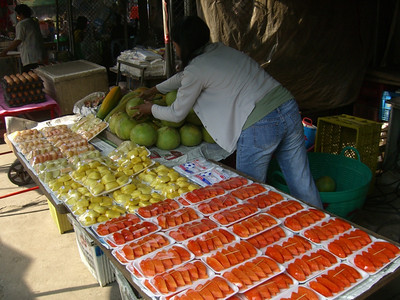 Fruits - Krabi, Thailand