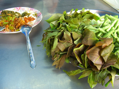 Curries and Greens - Krabi, Thailand