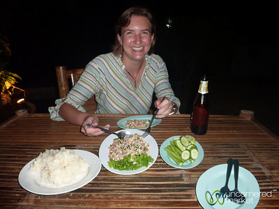 Still Get Excited By a Good Meal - Kho Pha Ngan, Thailand