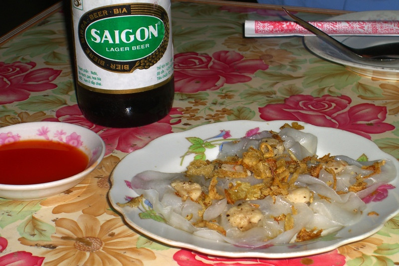 White Rose Dumplings - Hoi An, Vietnam