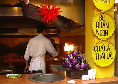 Quan An Ngon Restaurant - Hanoi, Vietnam