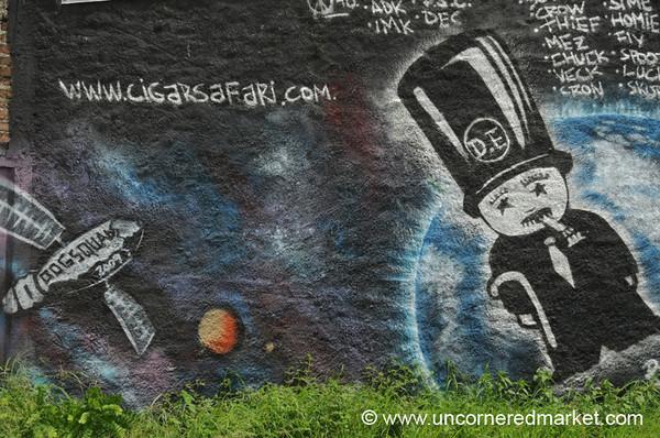 Esteli Style of Graffiti